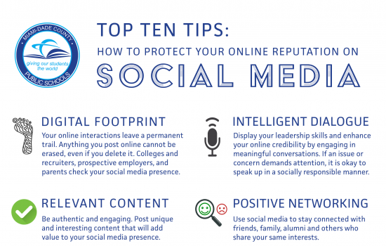 Top Ten Tips for Social Media