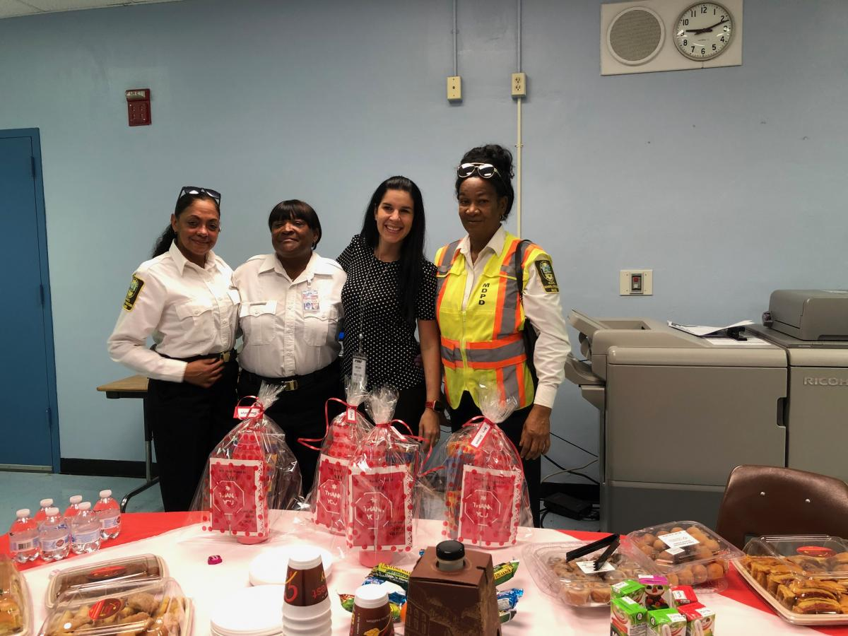 Celebrating Crossing Guards