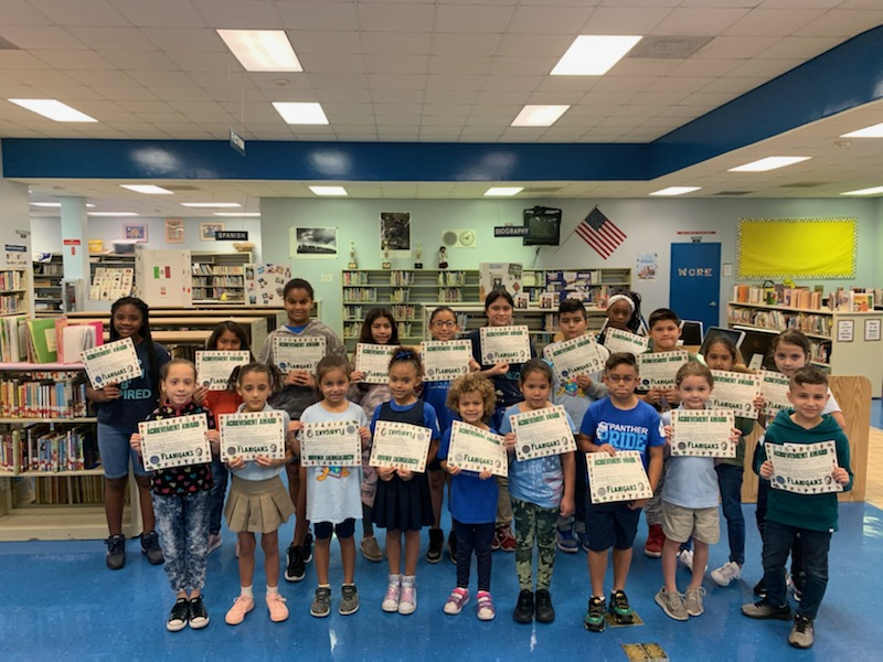 Student of the Month- Responsibility